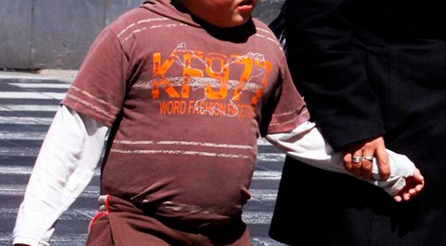 Sobrepeso Infantil Factor Depresivo