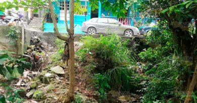 Socava Calle Lluvias