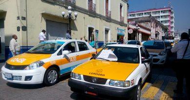 Taxistas Córdoba Manifiestan Exigen Freno Inseguridad