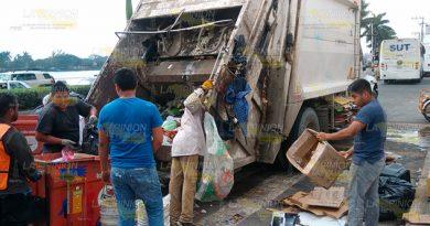 Urgen Camiones Limpia Pública