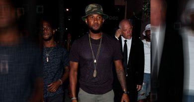 Usher Víctima Robo Valor 820.000 Dólares