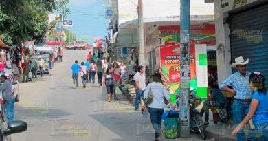 Se normaliza el servicio de agua en Naranjos, al reconstruir el muro de contención