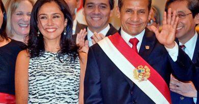 Ordenan liberar de prisión a expresidente de Perú y a su esposa