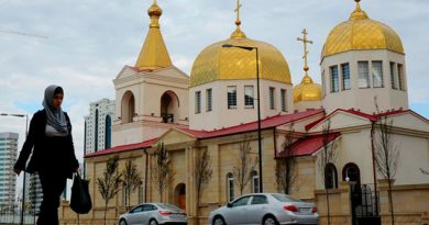 Abaten Cuatro Terroristas Intentaron Tomar Iglesia Ortodoxa
