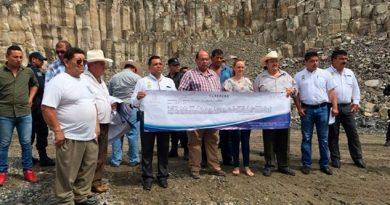 Actopan Clausura Minas Surten Piedra Ampliación Puerto Veracruz
