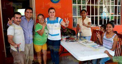 Atender Seguridad Salud Compromiso Paty Valencia