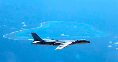 China Lleva Bombarderos Nucleares Zona Disputa