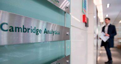 Cierra Cambridge Analytica Empresa Clave Rscándalo Facebook