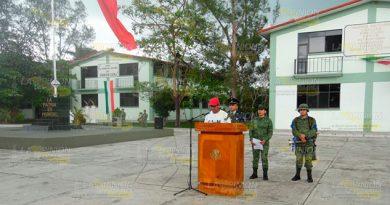 Conscriptos Juraron Bandera