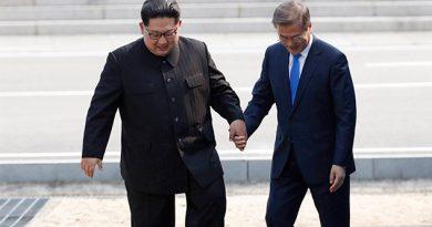 Corea Norte Suspende Sorpresa Conversaciones Corea Sur