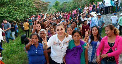 Crece Proyecto Incluyente Paty Valencia Sigue Sumando Voluntades