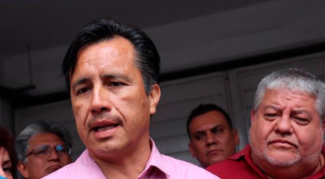 Cuitláhuac García Jóvenes Encontrados fosas Clandestinas Delincuentes