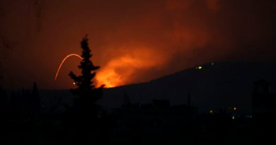 Defensa Antiaérea Siria Derriba Dos Miles Israelíes Cerca Damasco