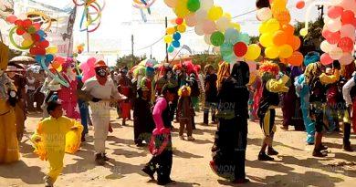 Desfile Turístico Carnaval