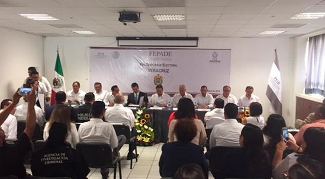 Ejecutan Órdenes Aprehensión Veracruz Presuntos Delitos Electorales