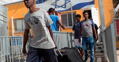 El Limbo Africanos Israel