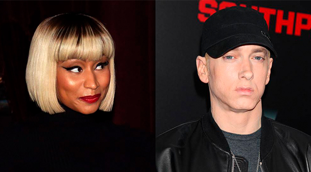 Eminem Rompe Silencio Sobre Relación Nicki Minaj