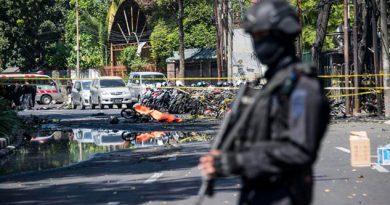 Familias Llevan A Cabo Serie Ataques Inspirados ISIS Indonesia