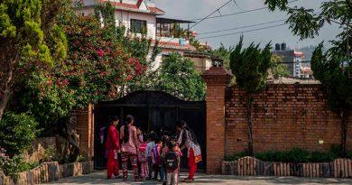 Fundador Premiada ONG Ayuda Infantil Acusado Pederastia Nepal