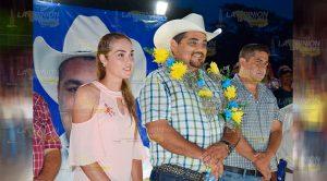 Gran Respuesta Apoyo Favor Candidato Vicente Valencia