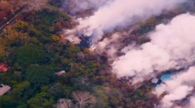 Hawái Emite Alerta Gas Tóxico Tras Erupción Explosiva Kilauea