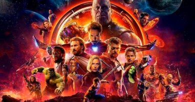 Infinity War Cuarta Película Mayor Recaudación Historia