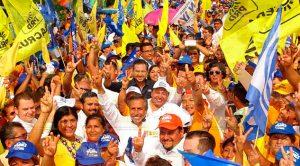 Inicia Campaña Miguel Ángel Yunes Marquez