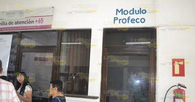 Instalan Módulo Profeco Tuxpan