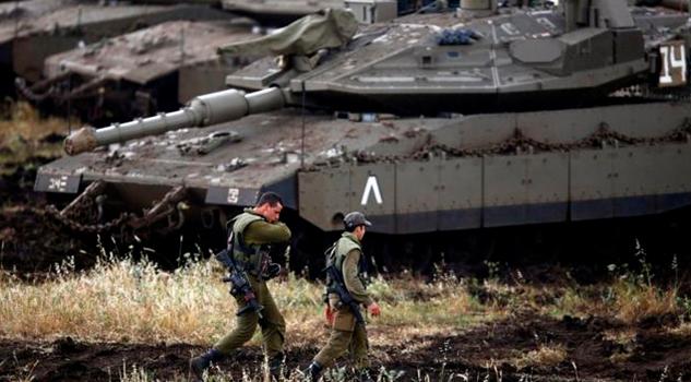 Israel Ataca Objetivos Clave Irán Siria
