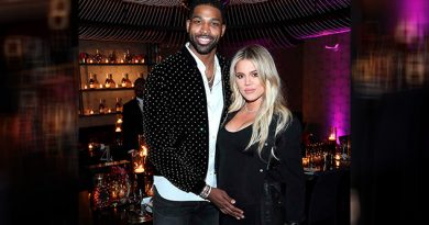 Khloé Kardashian Asiste Juego Tristan Thompson Tras Escándalo Engaño