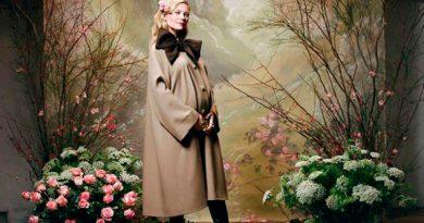Kirsten Dunst Mamá