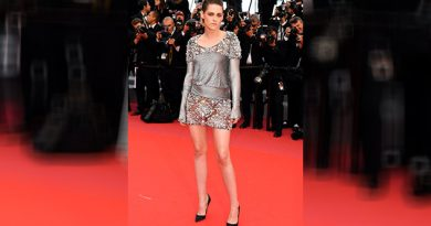 Kristen Stewart Rebela Contra Normas Etiqueta Cannes