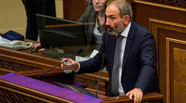 Líder Protestas Armenia Elegido Primer Ministro