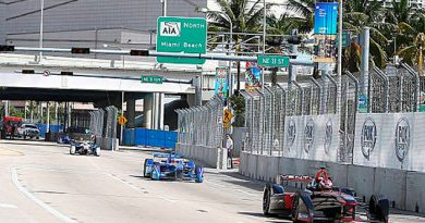 La Fórmula 1 Podría Tener Carrera Callejera Miami