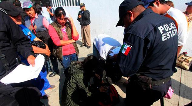 Llevan Cárcel Policías Pirata Puebla