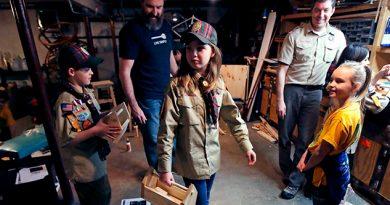 Los Boy Scouts Quitan Boy Para Integrar Niñas