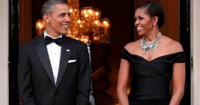 Los Obama Serán Productores TV