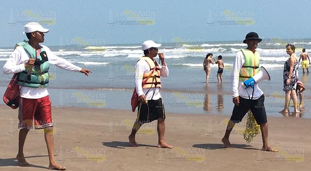 Más Salvavidas Para Playas Tuxpeñas