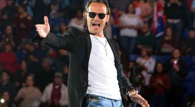 Marc Anthony Firma Millonario Contrato Para Gira Conciertos