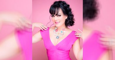 Maribel Guardia Cumple Años Luce Espectacular