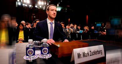 Mark Zuckerberg Comparecerá Ante Parlamento Europeo