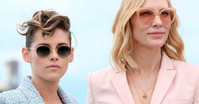 Miradas Kristen Stewart Cate Blanchett Dan Hablar