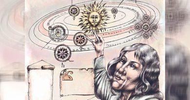 Nicolás Copérnico Visionario Espacio