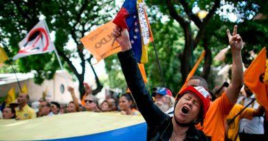 Oposición Venezolana Pide Candidatos Retirarse