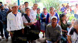 Paty Valencia Servir Sierrra Norte Trabajo Compromiso Carácter