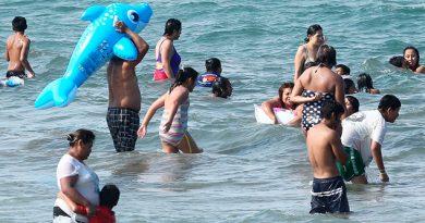 Pronostican Veracruz Fin Semana Caluroso