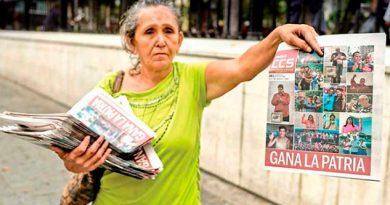 Repudian Triunfo Maduro Venezuela