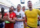 Salcedo y Fabián llegarán a Rusia como Campeones