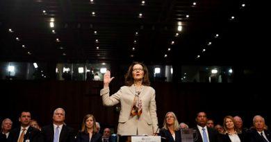 Senado E.U.A. Confirma Gina Haspel Primera Mujer Dirigir CIA