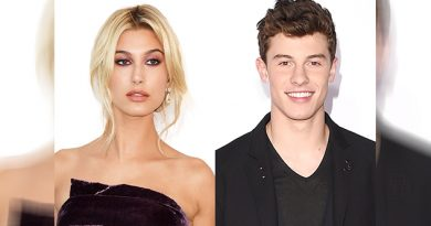 Shawn Mendes Hailey Baldwing Debutan Como Pareja